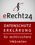 Siegel für Datenschutzerklärung